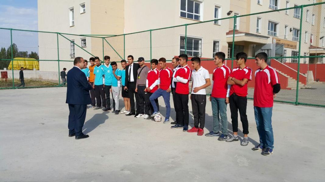 Sınıflar Arası Futbol Turnvası