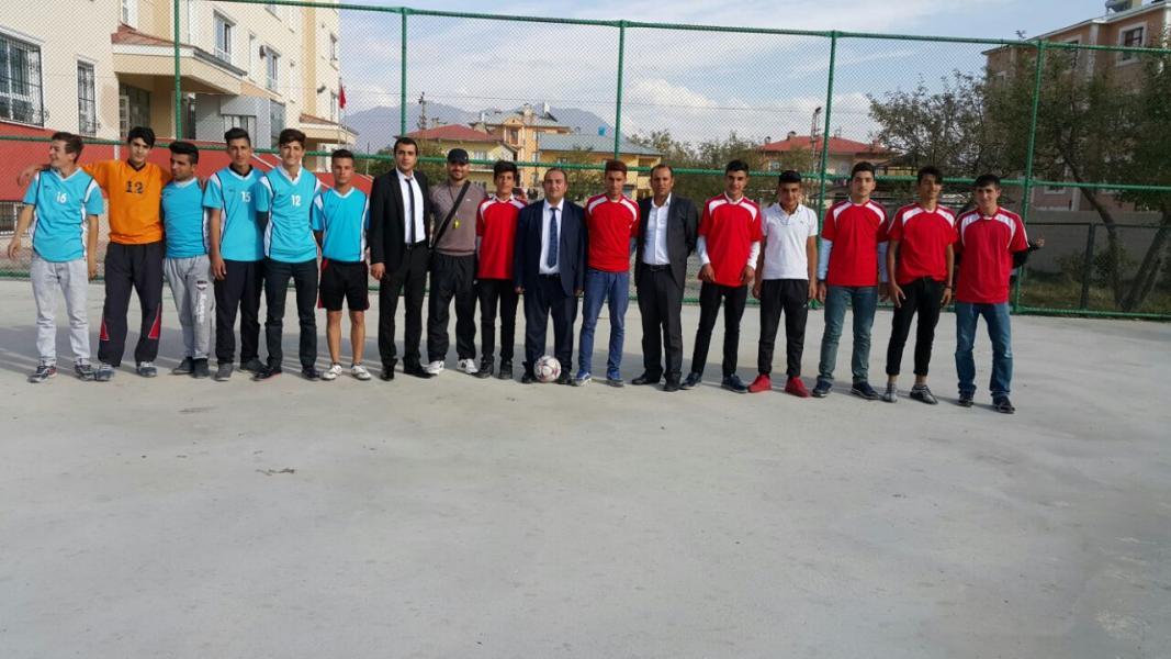 Sınıflar Arası Fubol Turnuvası